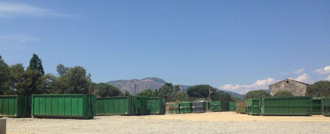 location de benne à Sarrola-Carcopino | Corse Eurodéchets
