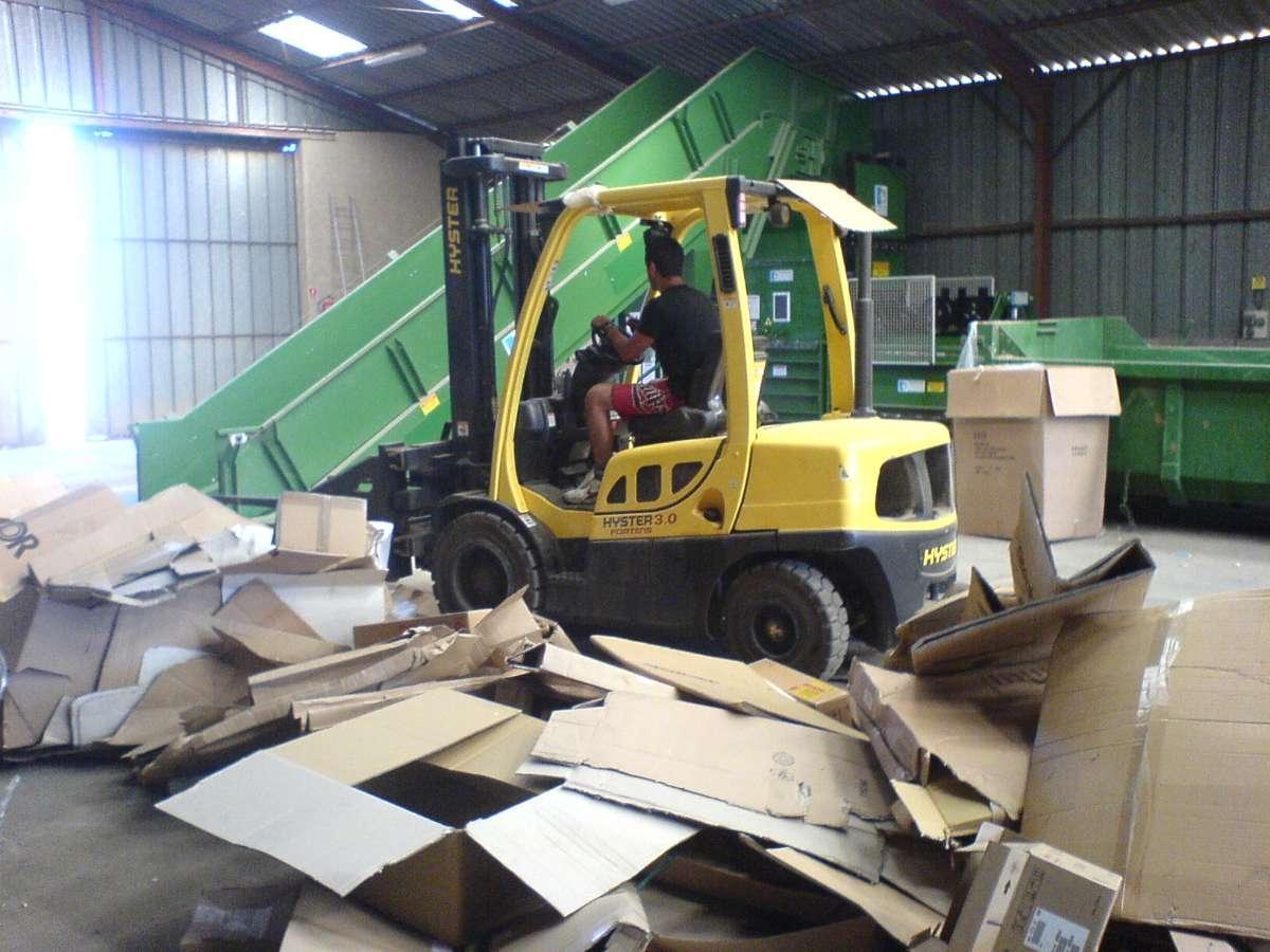 gestion de déchets à Sarrola-Carcopino   Corse Eurodéchets